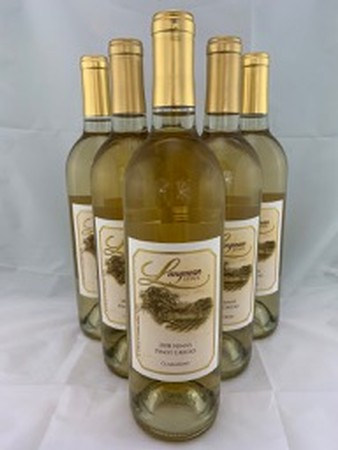 Special Offer! 6 Pk Pinot Grigio!  Includes Shipping!